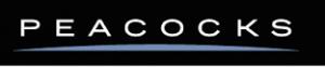 Peacocks logo