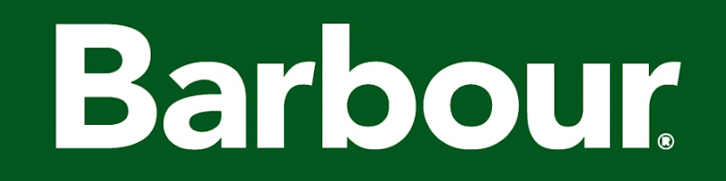 Barbour logo.