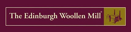 Edinburgh Woolen Mill logo.