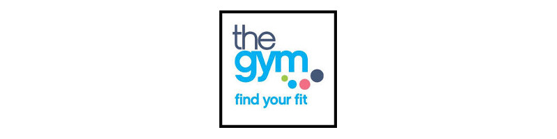 Gym Group logo.