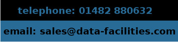 Data Facilities email and phone number